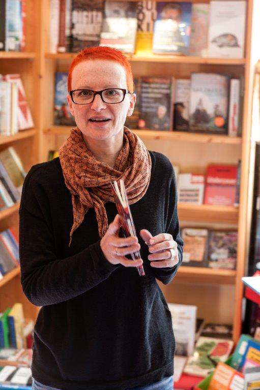 Buchhandlung WORTSCHATZ – Vicky Richter